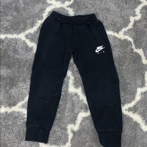 Nike air kids sweatpants